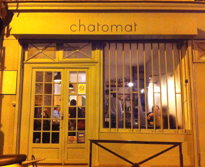 Chatomat Paris